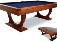 Presidential Billiards Ashbury Pool Table This uniquely