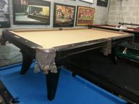 Presidential Billiards Celebrity Pool Table This