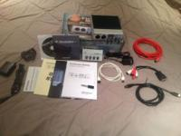 Hey all, up for sale is a Presonus Firestudio Mobile
