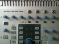 PreSonus Monitor Station Studio Control Center The