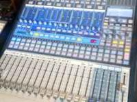 Digital Mixer For SALE! This is a PreSonus StudioLive