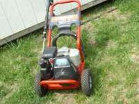 for sale troy built 3000psi pressure washer 7hp Briggs