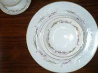 Large set of Prestige by Fine China of Japan.