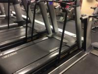 Hello everyone,we have 2 Precor treadmills available