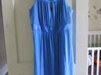 This is a bridesmaids dress from David's Bridal. With