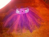 For any occasion. I have 3 different colored tutu's.