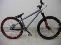 Used 2008 Black Market Riot DJ bike. New MSRP is $1499