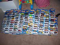 i have 670 un opened hotwheels ive been collecting for