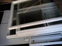 Beautiful ASSORTED DOUBLE PANE WINDOWS that tilt for