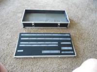 Have a Black Cross Flight case/pedalboard (unpowered)