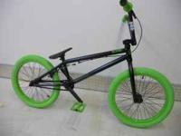 Brand new 2011 Stolen Score BMX bike, only $420.00!!