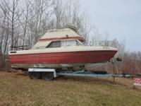 Right here is a bayliner Nisqually for sale.  King