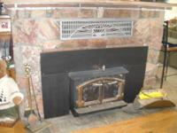 I have a really nice Wood Burning Stove Insert with