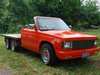 1987 S10 Restoration, I have a 1987 S10 frame off