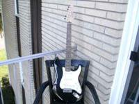 Carlo Robelli electric guitar, established New York in