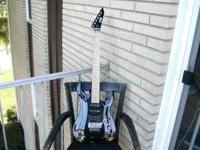 I have a black, LTD ESP (MH53), Floyd Rose Bridge with