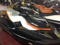***PRICE REDUCED*** New 2015 Sea-Doo GTI SE 155 Only