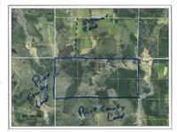 Recreational Wonderland! This 330+/- acres west of