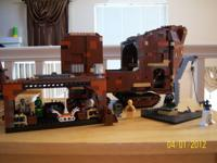 SAND CRAWLER...ALL PIECES INCLUDED AS WELL AS BOX AND