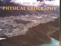 I am offering my RVC Forth Edition Physical Geography
