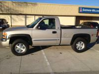 REDUCED! 2006 GMC SIERRA 1500 Z71 4X4,PEWTER,BLACK