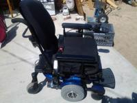 (PRICE IS FIRM) PRIDE/MOBILITY J6 POWER CHAIR ((( LOCAL