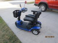 Pride Victory 10 Scooter. Like new. Asking $1,000 and