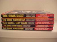 Prima's Official Sims Strategy Guide Pack - 5