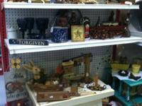 Visit Rocky Ridge Antiques and Collectibles and take a