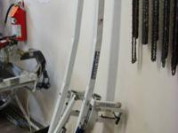 Prime Design Van Ladder Rack - ergonomic design -