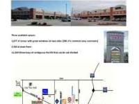 Located at 138th & Industrial Road. Prime Location!