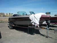 This 17' Princecraft fishing boat has been completely
