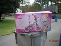"We have for sale a Disney Princess 12"" Bicycle"