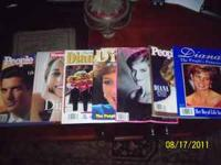 I have 7 magazines of Princess Diana the blue 1 is
