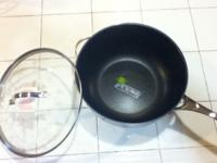 I have this non stick pan I bought for $180 from