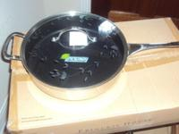 Prices vary from. stainless steel 18/10 pots and pans
