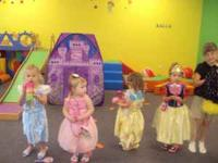 Do you have a little Princess. Come to Tiny Toes Gym to