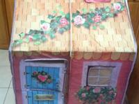 Lovable Princess Play house Rose Petal Cottage in