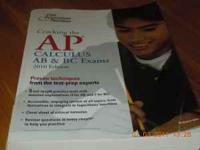The Princeton Review, Cracking the AP Calculus AB & BC