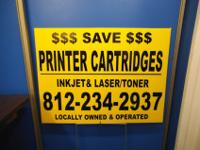 Printer Cartridge Refilling and Remanufacturing. New