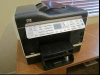 This HP Officejet Pro L7780 is in good condition and