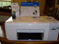 Dell All In One 926 printer. Works great - prints,