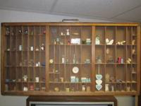 Printer type drawer and minatures: Drawer Shadow Box