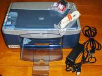 Hewlett-Packard Printer/Scanner/Copier -- Model PSC