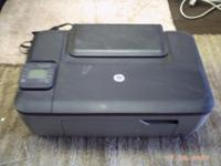 HP Deskjet 3512 USB 2.0/Wireless-N All-in-One Color