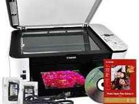 Cannon 3 in 1 Color Printer copier and Scanner Brand