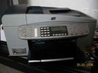 HP OFFICE JET 6310v ALL IN ONE..PRINTER AND COPIER