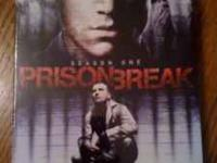 Prison Break. Complete First Season. BRAND NEW! NEVER