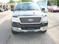 Beautiful 2004 Ford F-150 Super Cab XL- Lariat Package