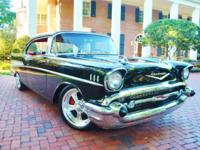Over the Top 57 Chevy Bel Air Pro Touring Power